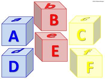 Alpha Blocks (cutouts)