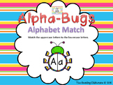 Alpha-Bugs Alphabet Match