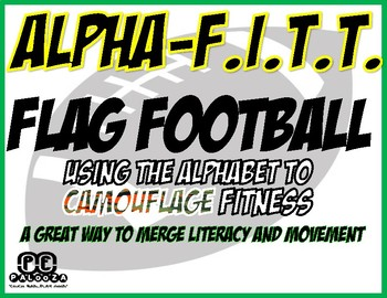 Alpha - F.I.T.T. FLAG FOOTBALL