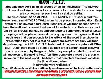 Alpha - F.I.T.T. VOLLEYBALL