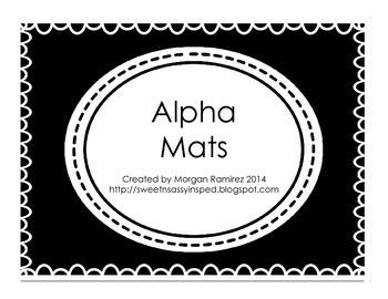 Alpha Mats