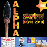 Alpha Movie Guide | Questions | Worksheet (PG13 - 2018)