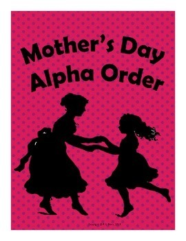 Alpha Order Mother's Day