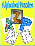 Alpha Puzzles