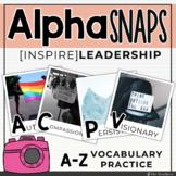 Alpha Snaps: A-Z Leadership Vocabulary