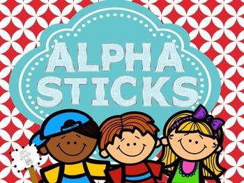 Alpha-Sticks