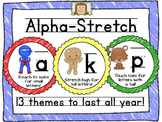 Alpha-Stretch Brain Breaks