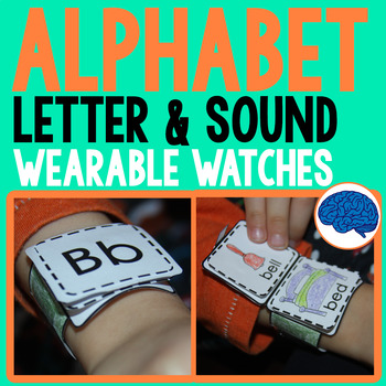 Alpha-Watches | Alphabet | Phonics