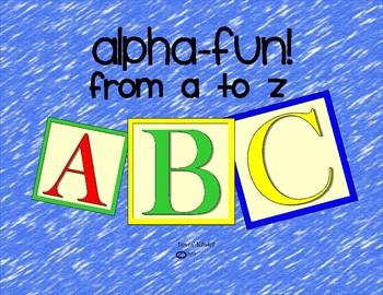 Alpha-fun!