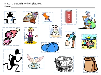 Alpha sounds and letter recognition assessment