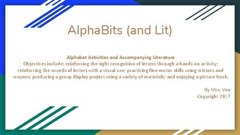 AlphaBits (and Lit)