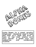 AlphaBoxes-Skill Specific