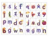AlphaFriends Letter Bingo - Game 110
