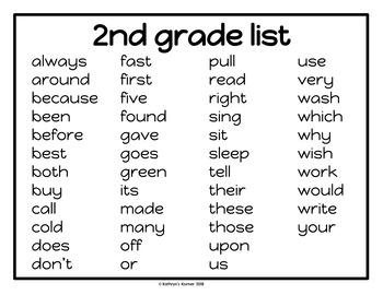 AlphaSounds Mystery Sight Words {Dolch 2nd & 3rd grade lists)