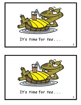 AlphaToons Guided Reader: T is for Turtle!