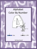 Color by Number Math,Color by Number Aphabet,Special Educa