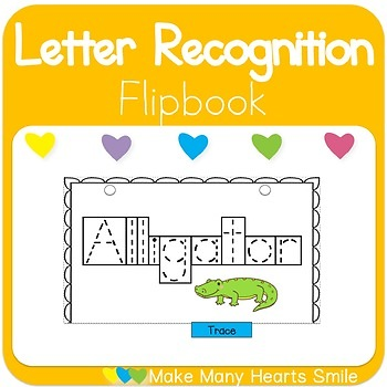 Alphabet Flip Books   MMHS25