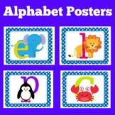 Alphabet Posters   Preschool Kindergarten 1st Grade   Alph