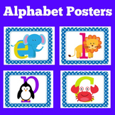 Alphabet Letters for Walls | Posters