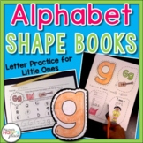 Alphabet Books Lowercase Letters