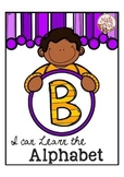 "Alphabet Letter of the Week B ""Site Words"""