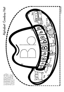 """Alphabet Letter of the Week B """"Site Words"""""""
