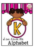 "Alphabet Letter of the Week K ""Site Words"""