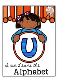 """Alphabet Letter of the Week U """"Site Words"""""""
