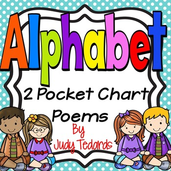 Alphabet (2 Pocket Chart Activities)