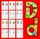Alphabet Letter Work: Introduction, Homework, or Practice