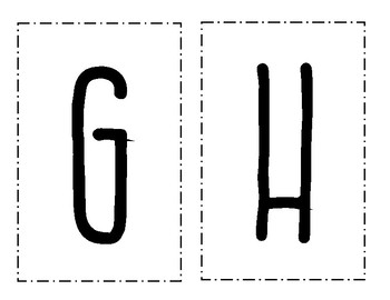 Alphabet - Spanish