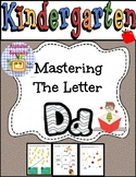 Alphabet Specialty: A Week of the Letter Dd Worksheets/Act