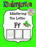 Alphabet Specialty: A Week of the Letter Ff Activities/wor