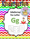 Alphabet Specialty: A Week of the Letter Gg / Activities/