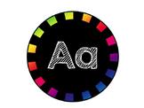 Alphabet A-Z Classroom