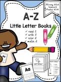 Alphabet Letter Work: A-Z Little Letter Books. DISTANCE LE