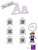 Alphabet (A-Z) BIG BUNDLE using QR Codes