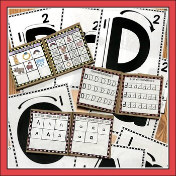 Alphabet A to Z Paper Bag Book Bundle