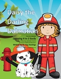 Letter D: Daisy the Darling Dalmatian
