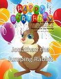 Letter J: Jonathan the Jumping Rabbit