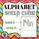 Alphabet / Letters A to Z  Snap Block Cards