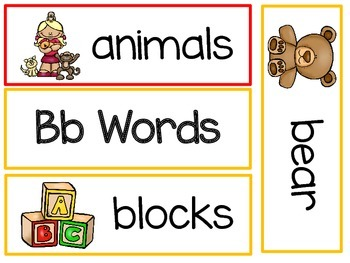 Alphabet A to Z - Writing Words