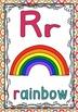 Alphabet ABC Posters ~ Bible Theme