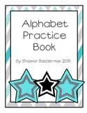 Alphabet (ABC) Practice Book