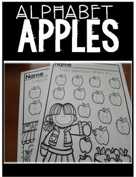 Alphabet APPLES