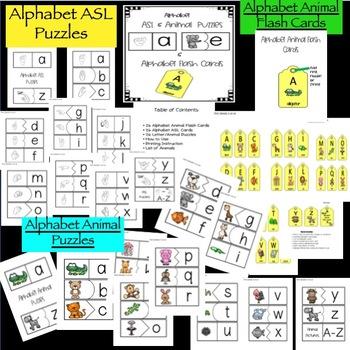 ASL Alphabet Bundle