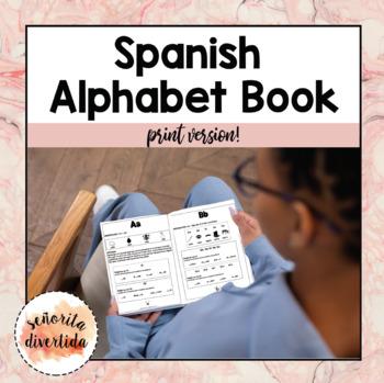 Alphabet / Abecedario Book