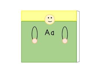 Alphabet Academy: Alphabet People