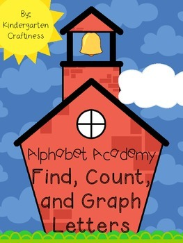 Alphabet Academy: Find, Count, and Graph Letters