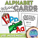 Alphabet Action Cards